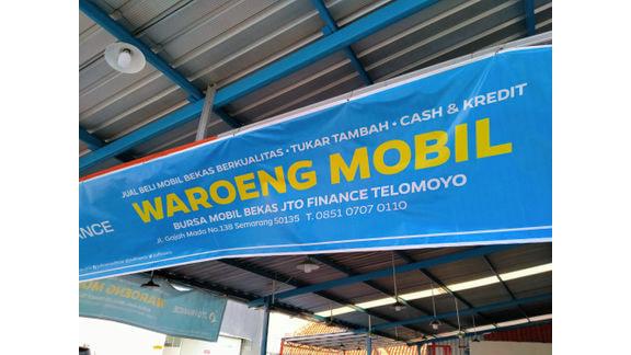 Waroeng Mobil