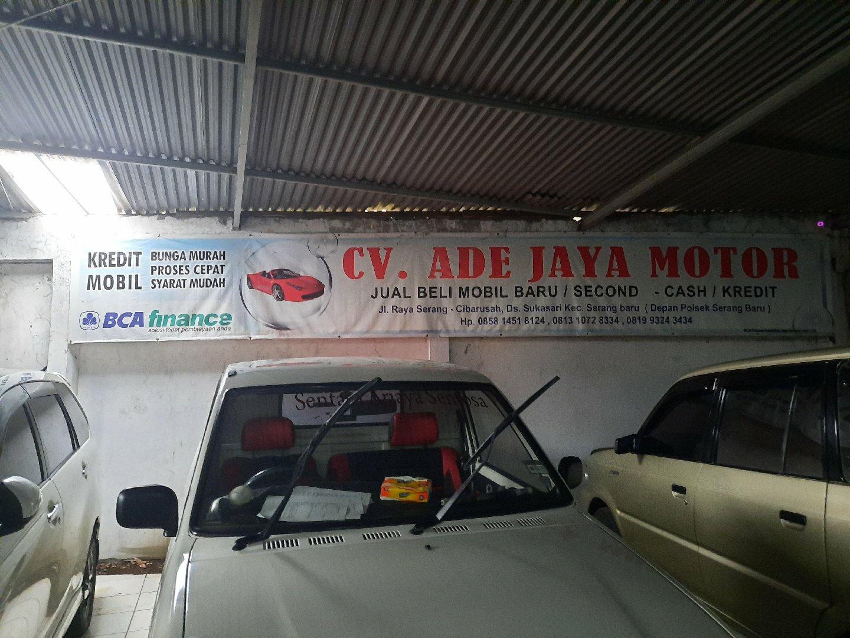 Ade Jaya Motor