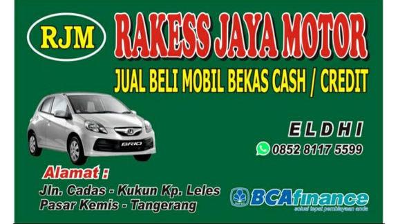 Rakess Jaya Motor