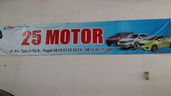 25 motor