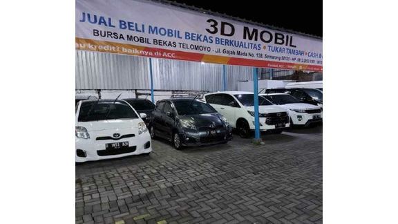 3D Mobil Semarang