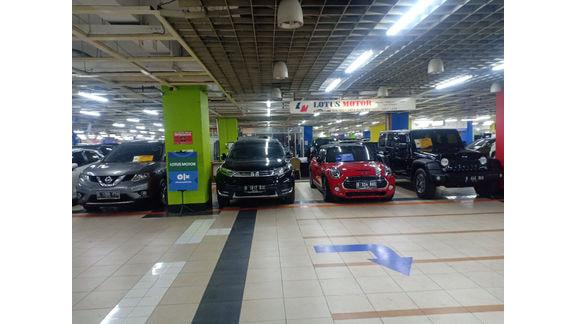 Lotus Motor Kemayoran