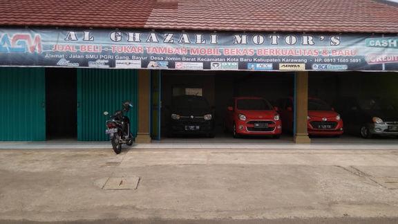 Al Ghazali motor's