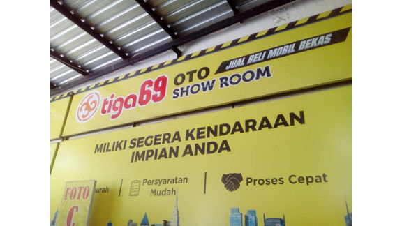 TIGA69 OTO SHOWROOM