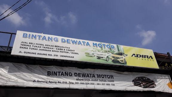 Bintang dewata motor