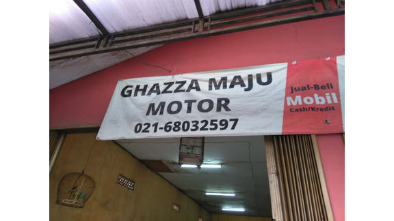 Ghazza Maju Motor