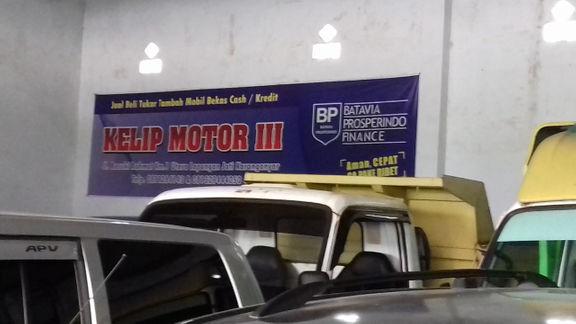 Kelip motor III