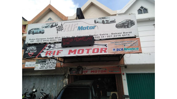 RIF Motor 3 Bekasi
