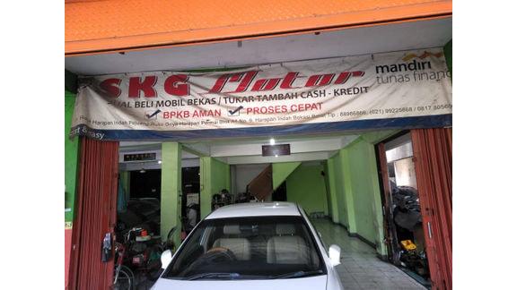 SKG Motor 2 - bekasi
