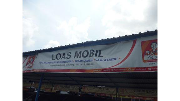 Loas Mobil -Bursa Telomoyo