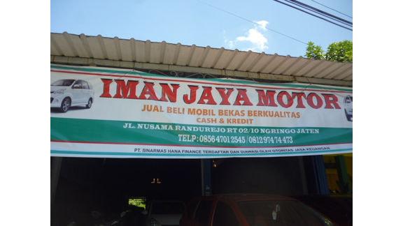 Iman Jaya Motor