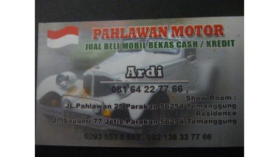 Pahlawan Motor