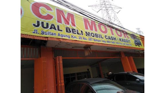CM Motor 3