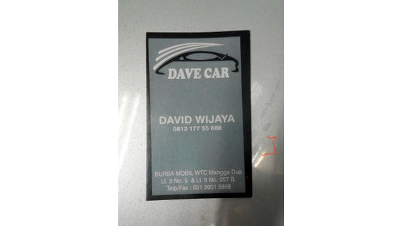 Dave Car