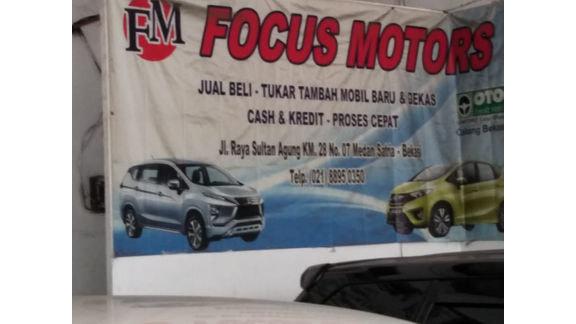 Focus Motors 2 Bekasi