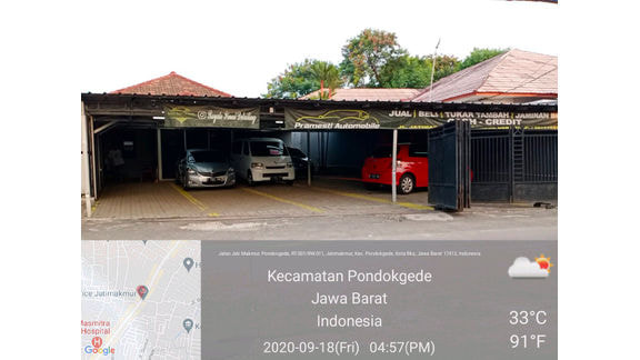 Pramesti Automobile Bekasi