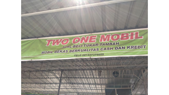 TWO ONE MOBIL 2 TVRI