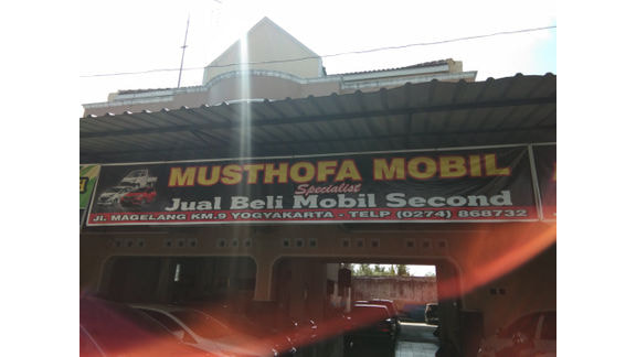 Musthofa Mobil