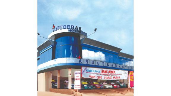 Anugerah Motor Dharmawangsa