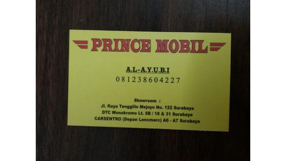 PRINCE MOBIL BG Junction