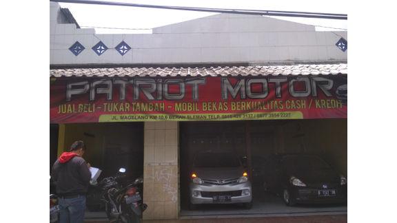 Patriot Motor Yogyakarta - 1