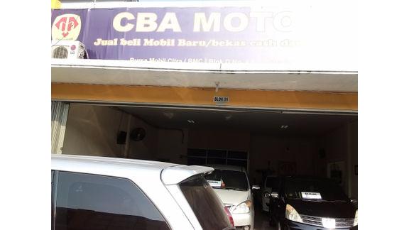 CBA Motor Tangerang