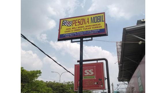 Pesona mobil 2