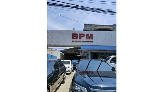 Brilian Prima Motor (BPM) Sultan Agung