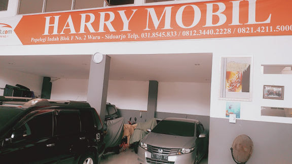 Harry mobil 2