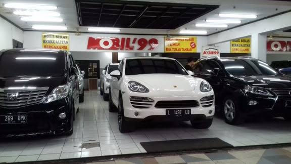 Mobil 99 SBY