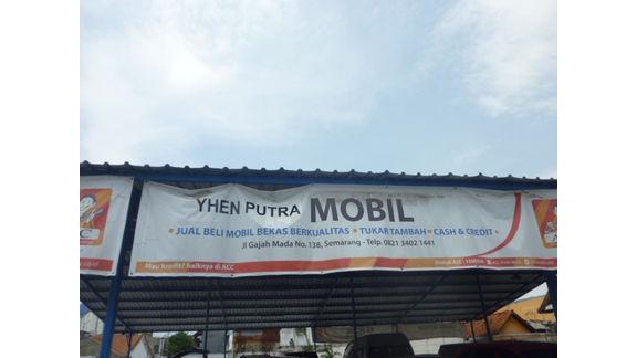 Yhen Putra Mobil -Bursa Telomoyo