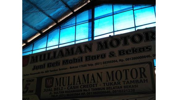 Muliaman Motor 3