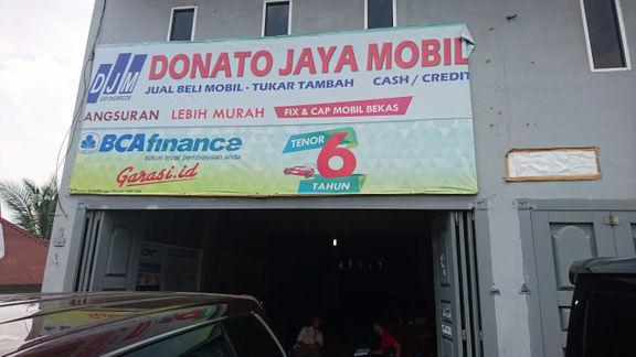 Donato Jaya Mobil