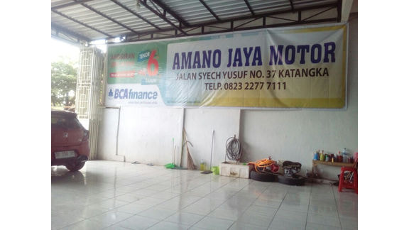 AMANO JAYA MOBIL