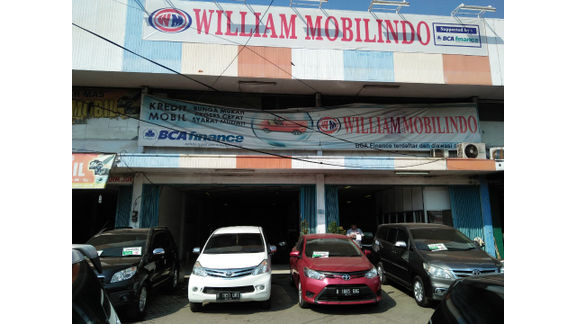 WILLIAM MOBILINDO SULTAN AGUNG