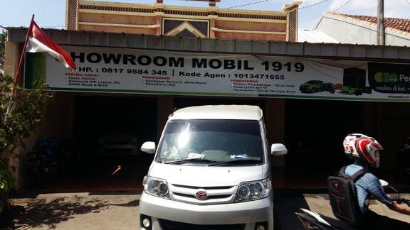 Showroom mobil1919