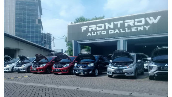 Frontrow auto gallery