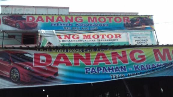 Danang motor