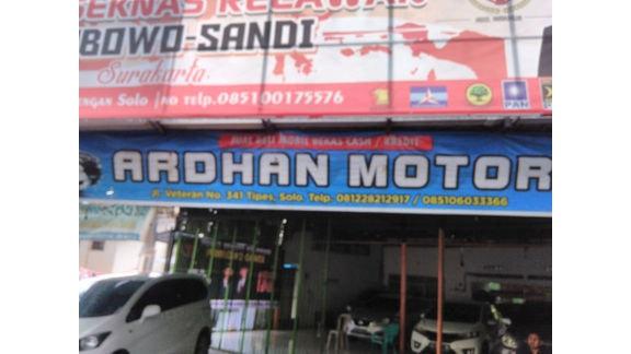 Ardhan motor