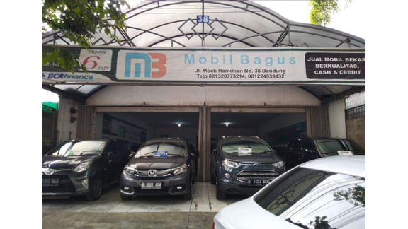 Mobil Bagus Ramdhan