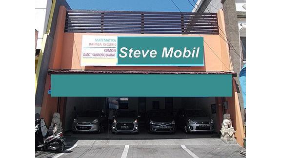 Steve Mobil