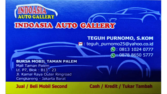 Indoasia Auto Gallery