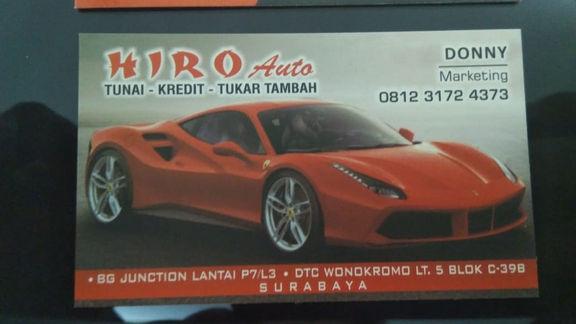 HIRO Auto BG Junction