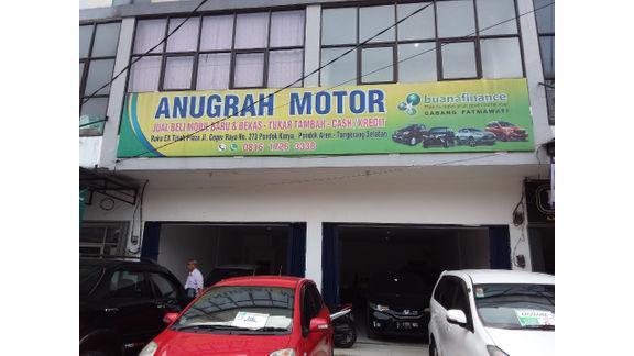 Anugrah Motor Bintaro