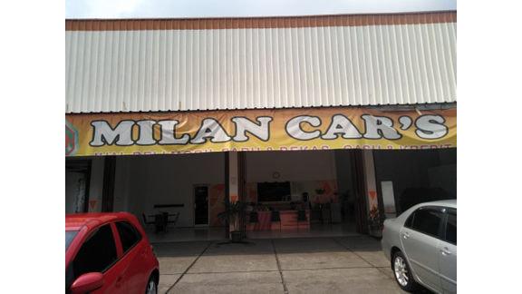 Milan cars bekasi