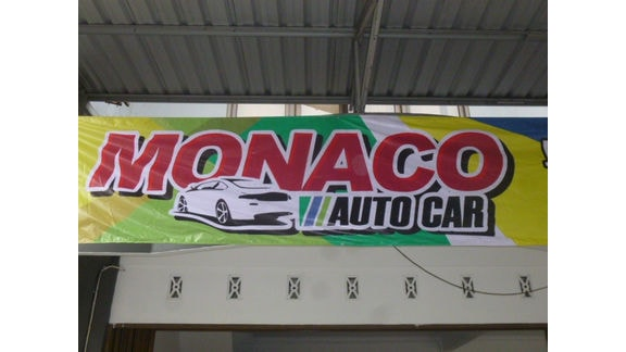 MONACO AUTO CAR