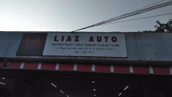 Liaz auto2 amuk