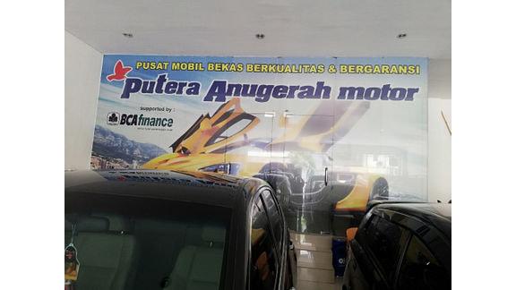 Putera anugerah mobil