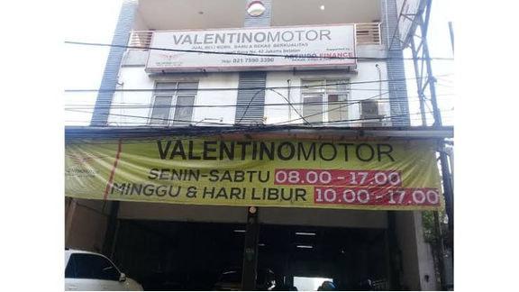 Valentino Motor Fatmawati