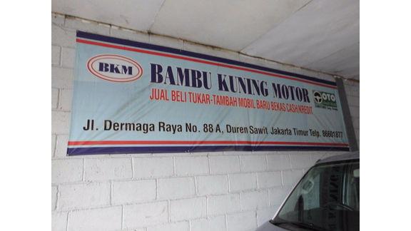 BAMBU KUNING MOTOR